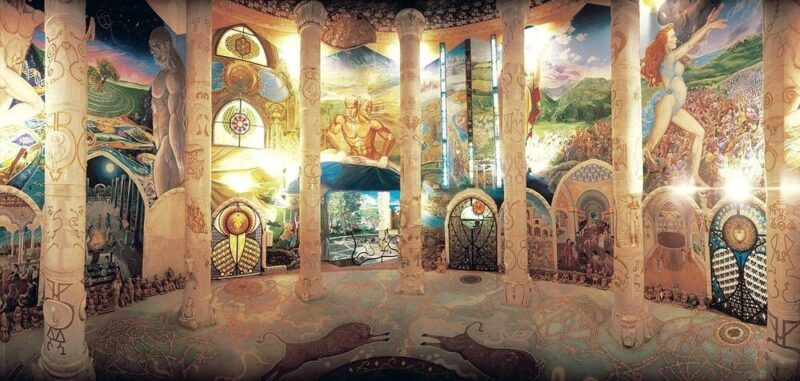 Templos de la Humanidad