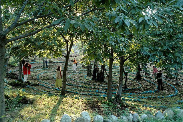 Templo Bosque Sagrado de Damanhur