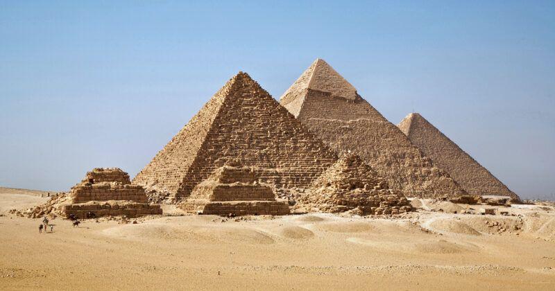 Piramides de Gizah