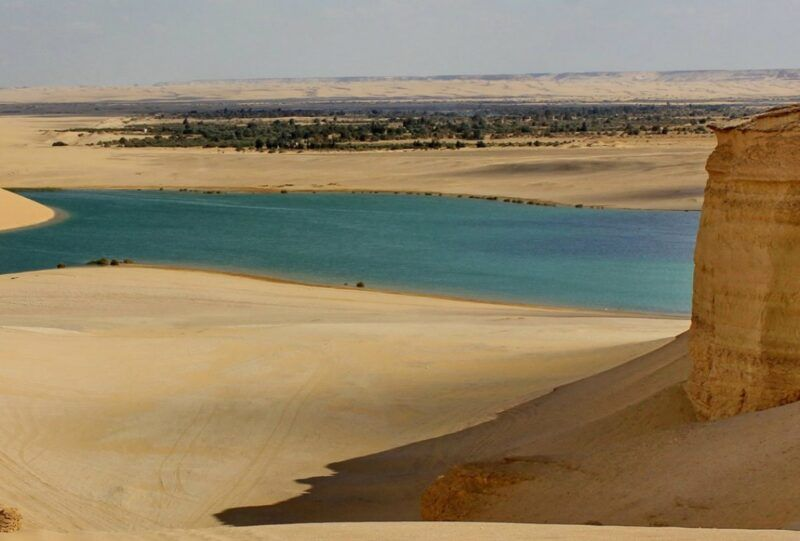 Oasis Al-Fayoum