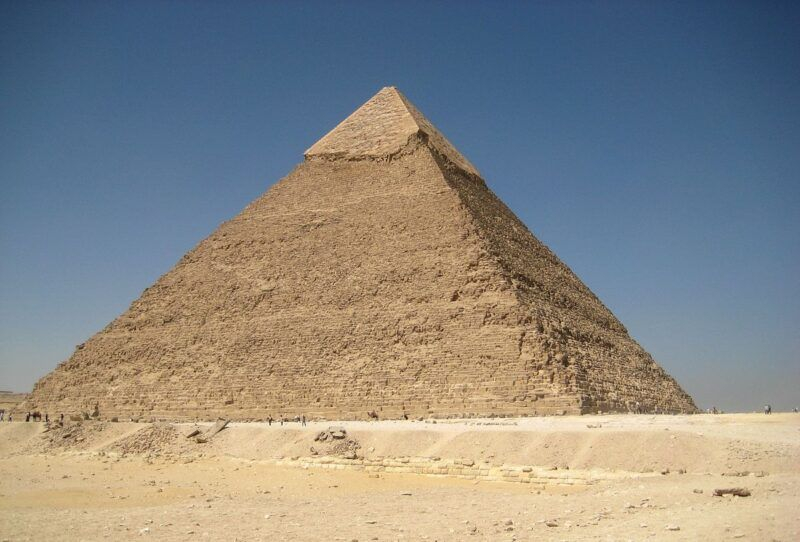 Pirámide de Khafre