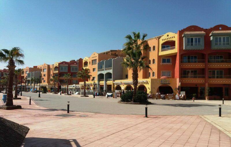 Marina de Hurghada