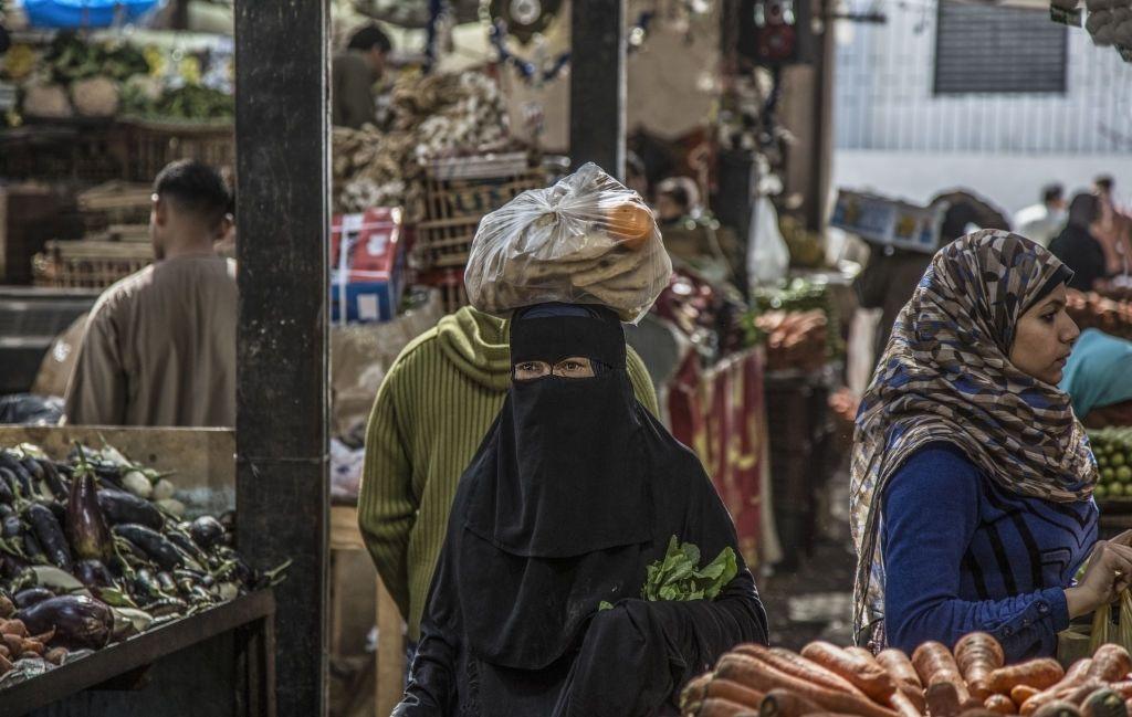 Mercado en Safaga