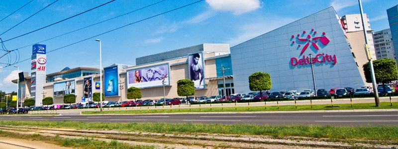 Delta City Mall