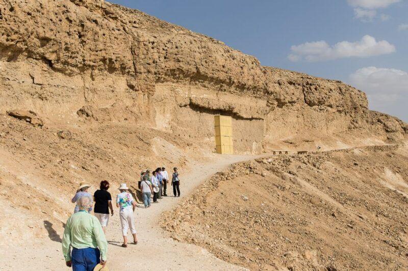 Turismo en Tell el Amarna