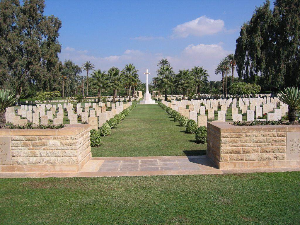 Cementerio de Guerra de Fayed