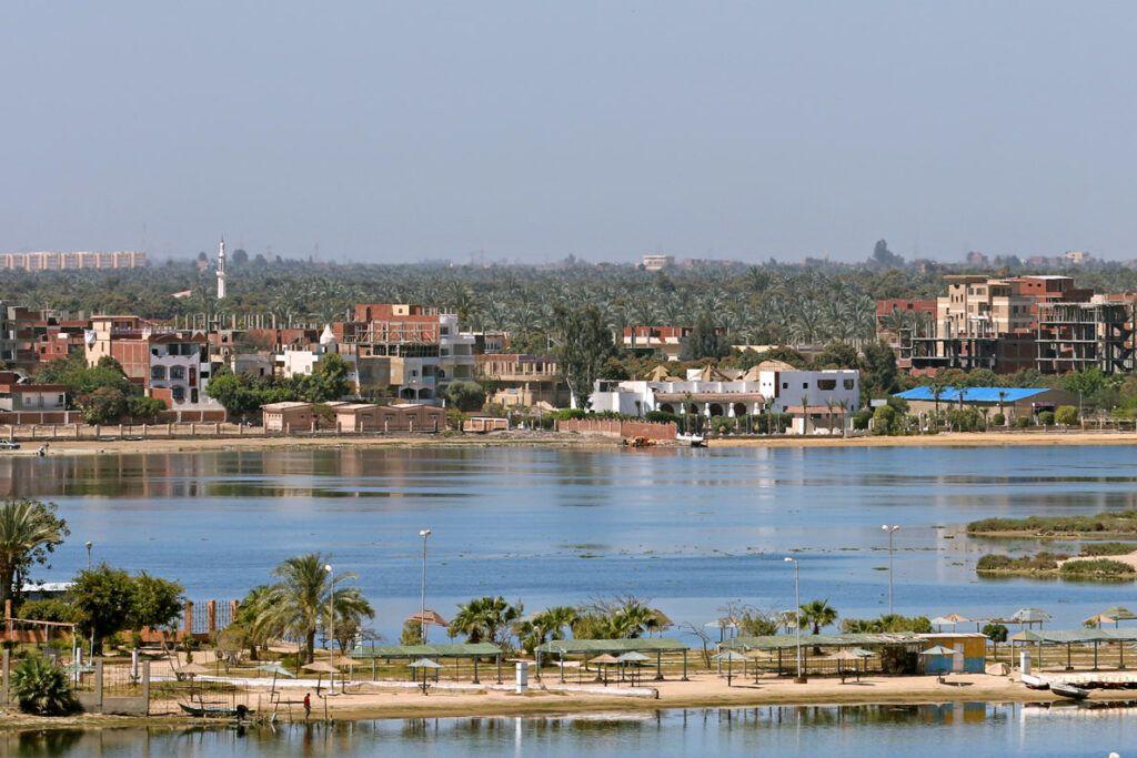 El Lago Timsah