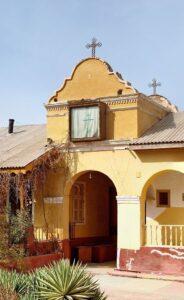 El Monasterio de Raithu