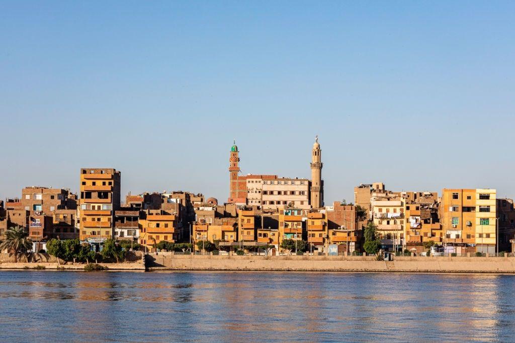 Esna en Egipto
