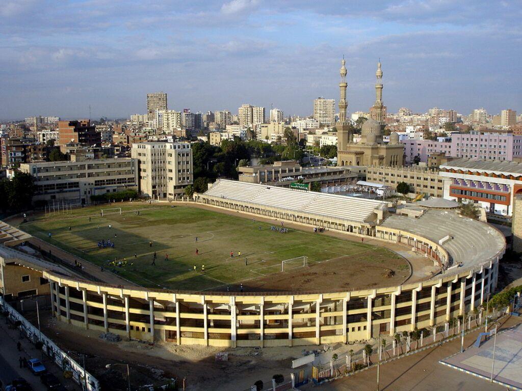 Estadio del Club Al Masry