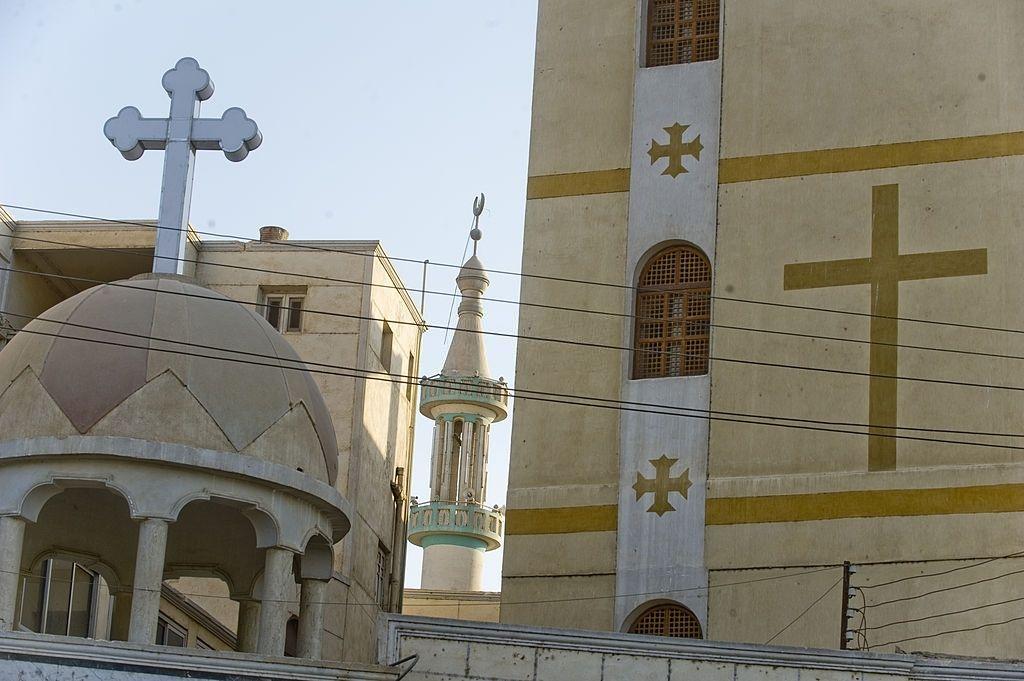 Iglesia Copta en Nag Hammadi