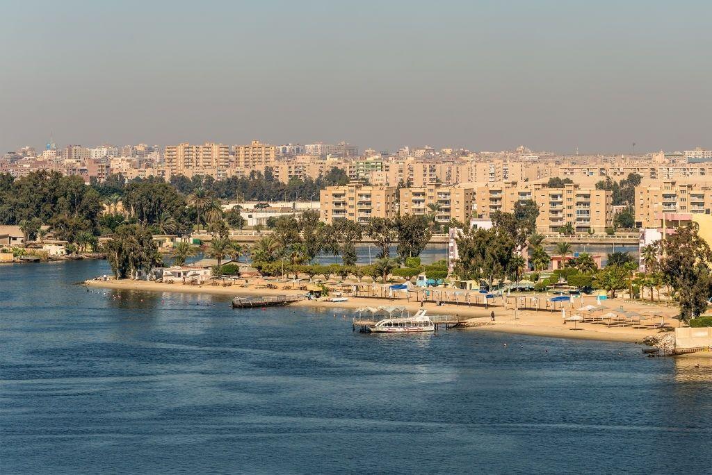 Ismailia una ciudad para recorrer