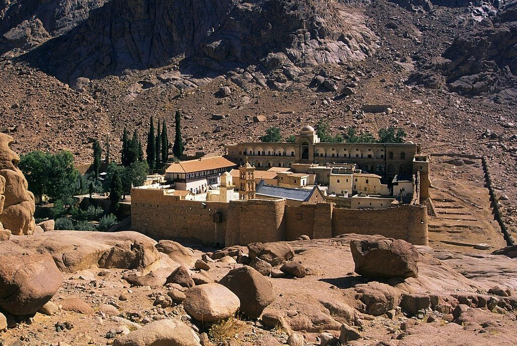 . Monasterio de Santa Catalina