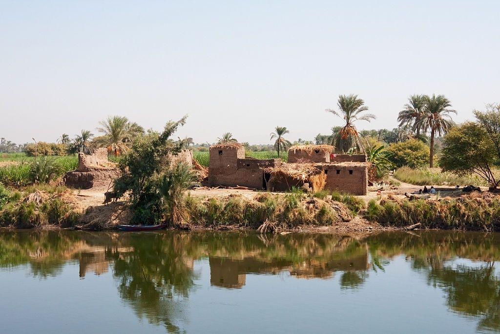 Nag hammadi en Egipto