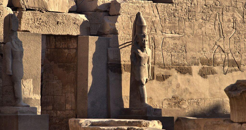 Templo de Ramsés II en Ismailia
