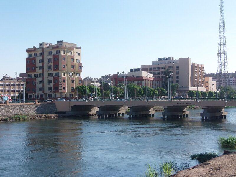 Assiut en Egipto