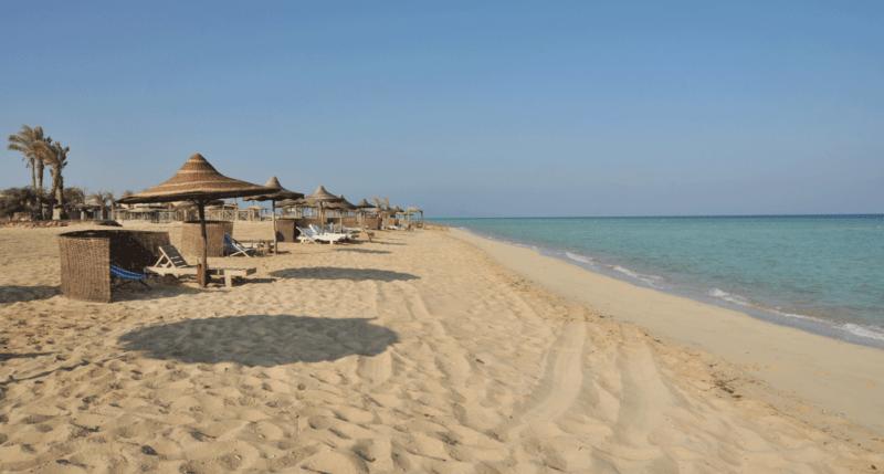 Las playas en Fayed