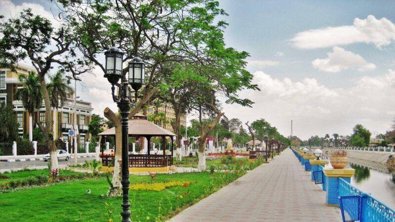 Qué ver y visitar en Ismailia