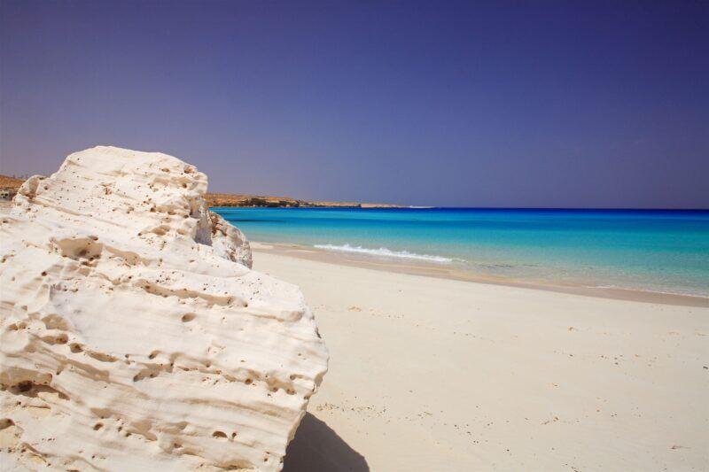 Playa de Agiba