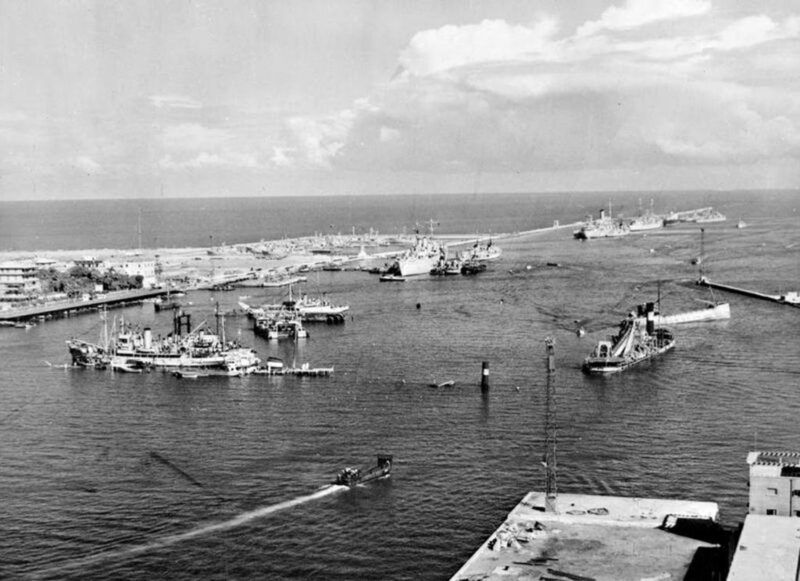Canal de Suez 1956