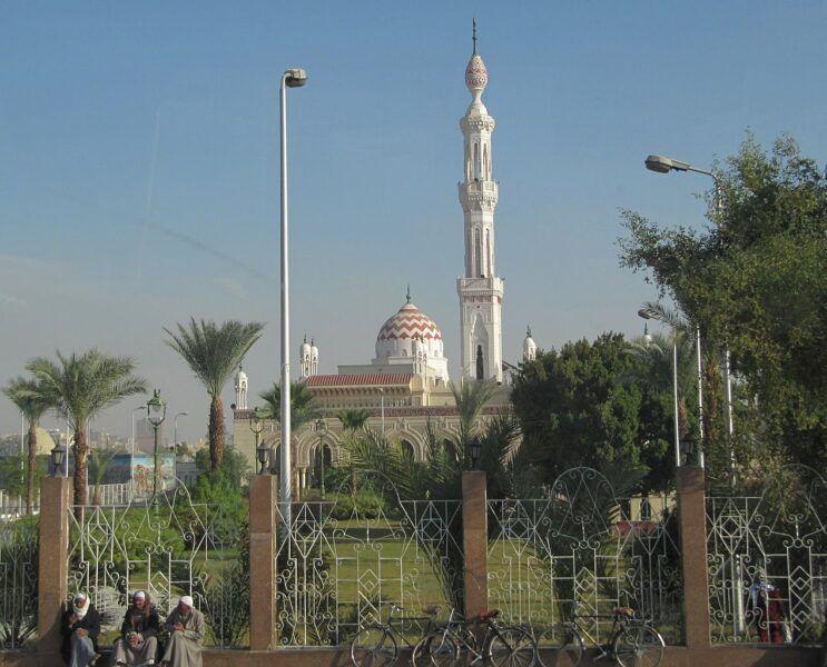 Mezquita Sheikh el-Qenawi